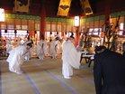 弥生祭-渡御祭本社神事/撮影:玄梅様