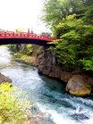 清流と神橋/撮影:玄梅様