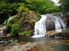 玉簾の滝全景/撮影:玄梅様