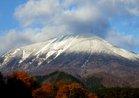 男体山2486m
