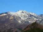 女峰山と外山1210