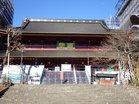 9年ぶりの全貌三仏堂
