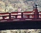 19神橋上のミニライブ