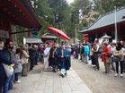 25祭主本宮神社への渡御