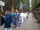 27本宮神社恵への渡御行列