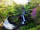 龍頭の滝滝つぼ