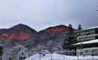 4令和新年の初雪