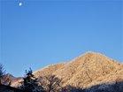 雪景色と残月93 (2)