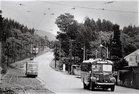 昭和40年代の市電とボンネットバス2 (2)